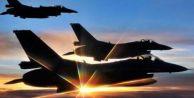 F-16'lar vur emriyle havalandı!