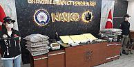 Fatih ve Gaziosmanpaşa'da kilolarca uyuşturucunun bulunduğu operasyonlar