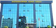 Gaziosmanpaşa Adalet Sarayı'nda Tutuklu hakim ve savcı sayısı 81'e yükseldi