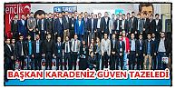 Gaziosmanpaşa Ak Gençlik Eray Karadeniz'le Devam Dedi...