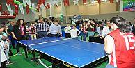 Gaziosmanpaşa Belediyesi Masa Tenisi Okulu açıldı