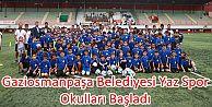 Gaziosmanpaşa Belediyesi Yaz Spor Okulları Başladı