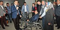 Gaziosmanpaşa Belediyesi'nden Engelli 25 Vatandaşa Tekerlekli Sandalye