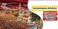 Gaziosmanpaşa'da 15 Temmuz, Demokrasi, Milli Birlik Şiir Yarışması