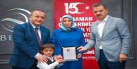 Gaziosmanpaşa'da 15 Temmuz şehitlerini anma töreni düzenlendi