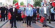 Gaziosmanpaşa'da 19 Mayıs'ta Tüm Balkonlar...