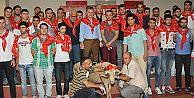 Gaziosmanpaşa'da Asker Uğurlama Töreni