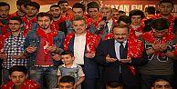 Gaziosmanpaşa'da Askere Gidecek Gençler İçin Tören