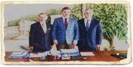 Gaziosmanpaşa'da Başkanlar Bir Arada...!