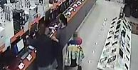 Gaziosmanpaşa'da Bebek Arabasıyla Hırsızlık