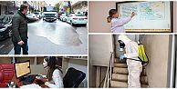 Gaziosmanpaşa'da Covid-19 İle Mücadelesi Kesintisiz Sürüyor