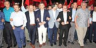 Gaziosmanpaşa'da Demokrasi Nöbeti