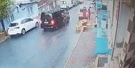 Gaziosmanpaşa'da hırsızlara müdahale etmek istediler, cadde savaş alanına döndü