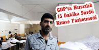 Gaziosmanpaşa'da Hırsızlık 15 Dakika Sürdü, Kimse Farketmedi