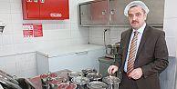 Gaziosmanpaşa'da İhtiyaç sahibi 1000 aileye her gün sıcak yemek