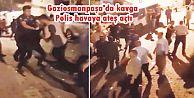 Gaziosmanpaşa'da kavga: Polis havaya ateş açtı