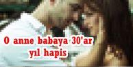 Gaziosmanpaşa'da Kızlarını Öldüren Anne Babaya 30'ar Yıl Hapis!