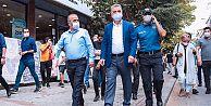 Gaziosmanpaşa'da Koronavirüs Tedbirleri Kapsamında Denetimler Sürüyor