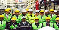 Gaziosmanpaşa'da Metro Durağının Temeli...