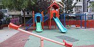 Gaziosmanpaşa'da Parklar Baştan Aşağı Yenileniyor