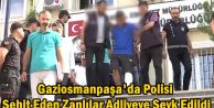 Gaziosmanpaşa'da Polis Memurunu Şehit Eden Zanlılar Adliyeye Sevk Edildi
