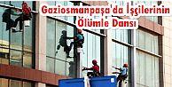 Gaziosmanpaşa'da Temizlik İşçilerinin...