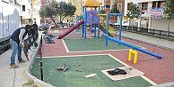 Gaziosmanpaşa'da Tüm Parklar Revize Ediliyor
