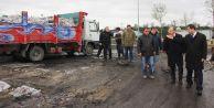 Gaziosmanpaşa'da,İhtiyaç sahiplerine kömür yardımı