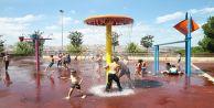 Gaziosmanpaşalı Çocuklar Su Parkı İle Hem Eğleniyor Hem de Serinliyor