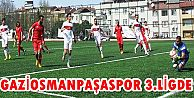 GAZİOSMANPAŞASPOR 3.LİGDE