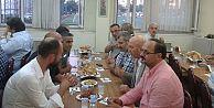 Gaziosmanpaşaspor iftar için toplandı