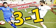 Gaziosmanpaşaspor'da HÜSRAN! 3-1