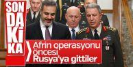 Genelkurmay Başkanı ve MİT Müsteşarı...