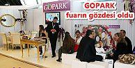 GOPARK fuarın gözdesi oldu