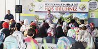 Gop'ta Bayanlara özel Kentsel Dönüşüm Bilgilendirme Toplantısı