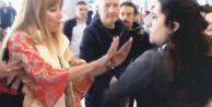 Havalimanı personeline hakaret eden kadına 3 yıl hapis istemi