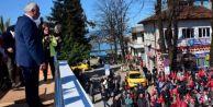 Hayır mitingi yapan CHP'li başkanın 'evet'...