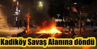 HDK-HDP Ortak IŞİD Protestosu Kadiköy'ü Savaş Alanına Çevirdi