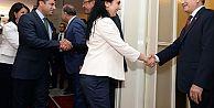 HDP-CHP görüşmesi sonrası CHP'den açıklama