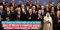 HDP'den BM Genel Sekreteri Ban Ki Moon'a...