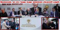İl Başkanı Şenocak: Gaziosmanpaşa'da zafer yaşayacağız
