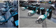 İSBIKE ile Gaziosmanpaşa'da Bisikletler Trafiğe İniyor