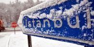 İstanbul için tarih verildi! Bu yıl ilk kar...
