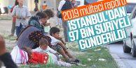 İstanbul Valisi açıkladı! 97 bin 255 Suriyeli İstanbul'dan ayrıldı