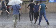 İstanbul ve 10 ile sağanak yağış uyarısı