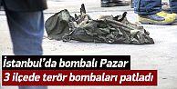 İstanbul'da 4 ilçede bomba alarmı!