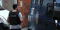 İstanbul'da dev operasyon, 24 gözaltı var