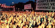 İSTANBUL'DA GECE 11'DE DAVUTOĞLU COŞKUSU