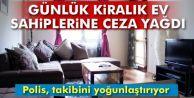 İstanbul'da Günlük Ev Kiralayan Emlakçı ve Mülk Sahiplerine Ceza Yağdı