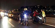 İstanbul'da kısıtlama sonrası denetimler başladı